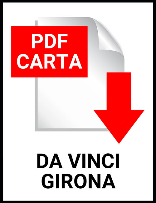 PDF carta Da Vinci Girona
